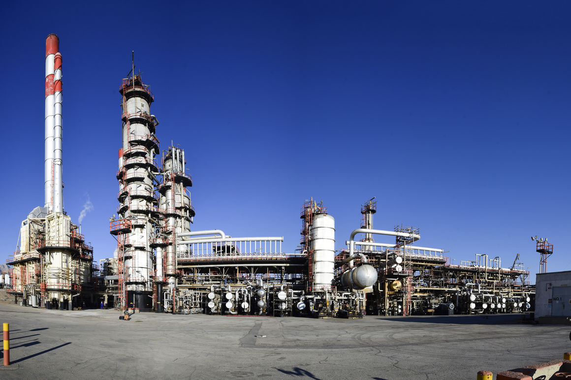 Isfahan Refinery Doubles Euro-4, 5 Gasoil Output