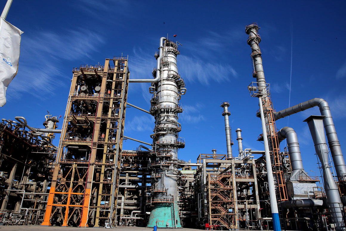 Persian Gulf Star Refinery among Top 10 Iran Firms