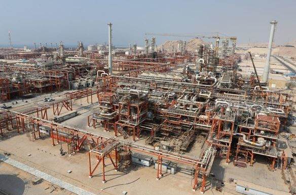 Production Chain of Phase 13 Refinery Complete