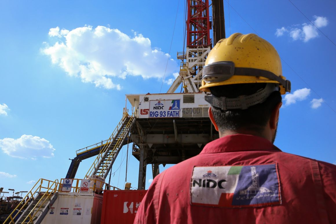 NIDC Drilled 1st Directional Well in Iran
