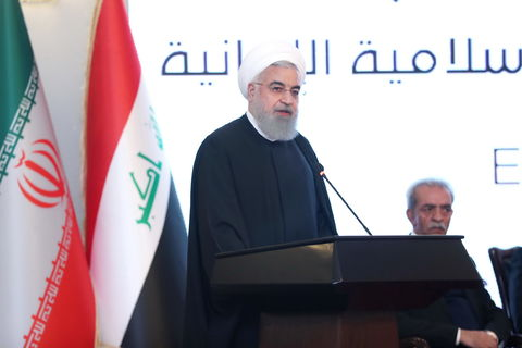 Iran Ready to Supply Gas to Iraq: Rouhani