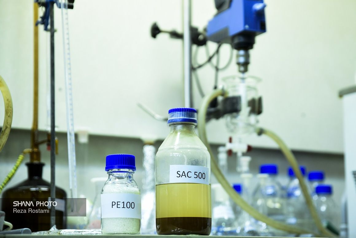 Iran Masters Production of Strategic Petchem Catalyst