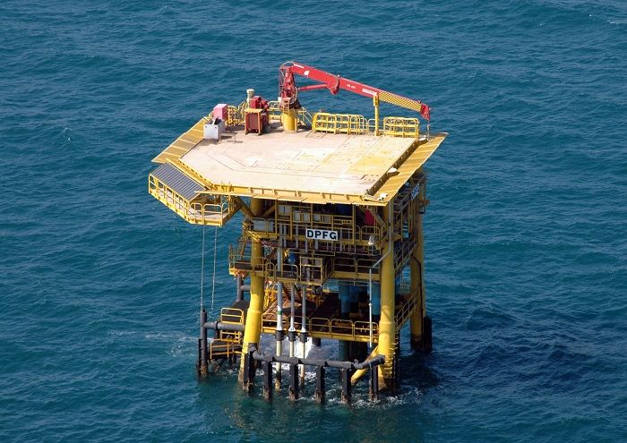 Oil Output Rises at Doroud Offshore Oilfield