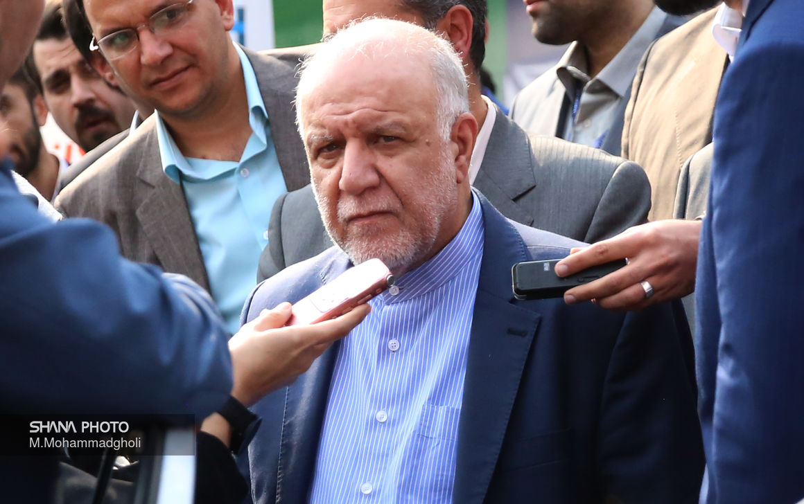 "Zangeneh Complains about ""Fake"" Oil Purchasers"