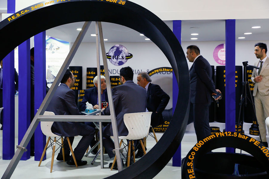 S. Africa Has No Limitation for Direct Cooperation with Iran: Exhibitor