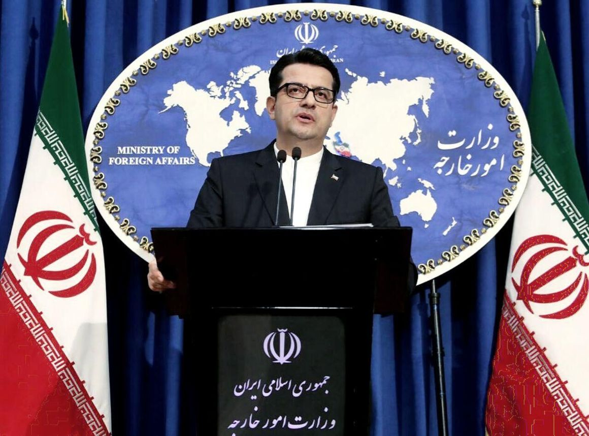 Seizure of Iran Oil Tanker by UK against JCPOA: Spokesman