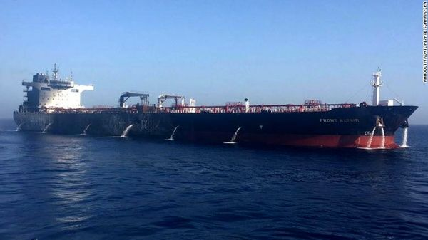 Impaired Iran Oil Tanker Stable in the Red Sea: NITC