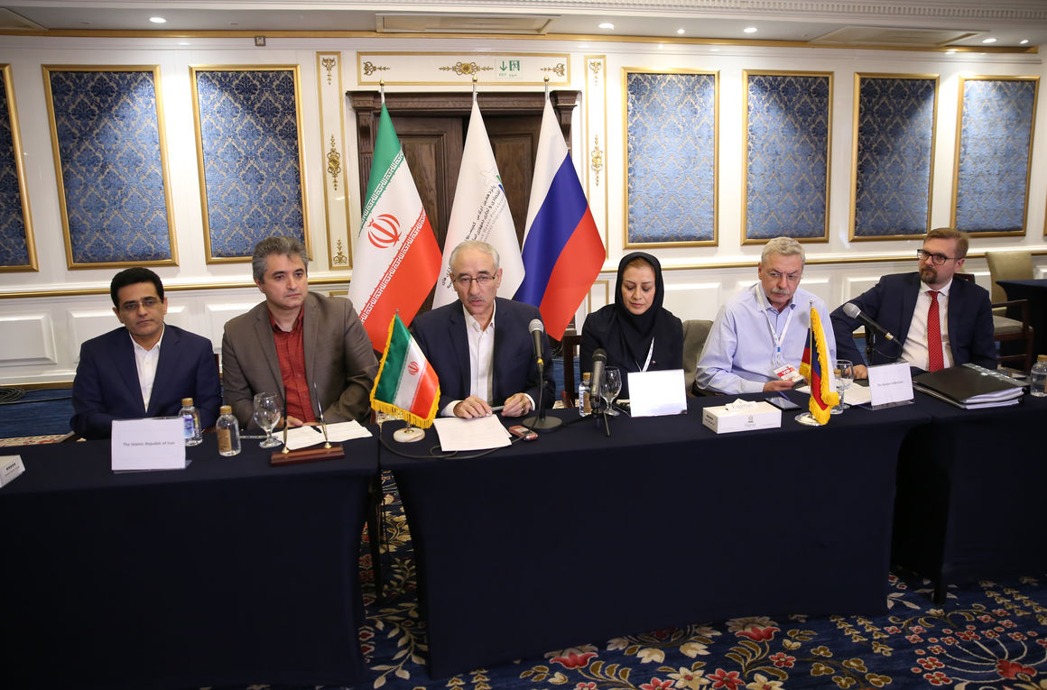 Iran, Russia Eye Enhanced Energy Ties thru MoU