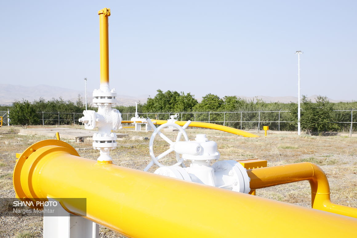 Iran Gas Transmission Matures