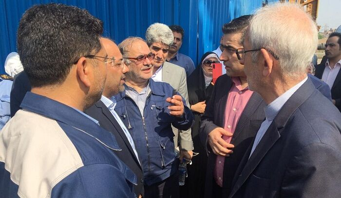 Iran Saves €200m by Domestic Manufacturing of Sour Sheet Metals