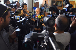 Zangeneh to Leave Tehran for Moscow
