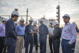 Phase I of Azar Oilfield Complete by March 20
