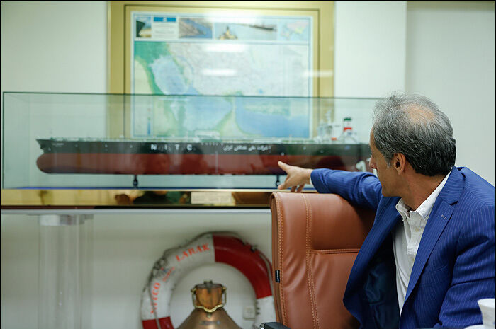 Missile-Stricken Iran Oil Tanker Back Home in 10 Days