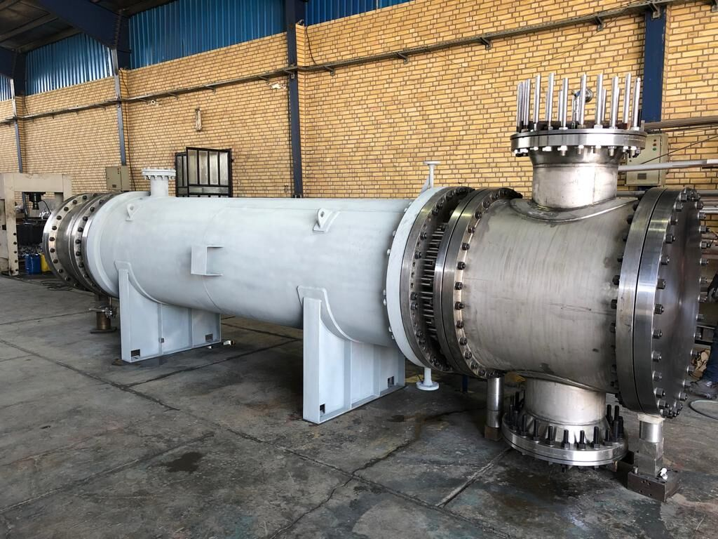 Iranian Plant Builds Alloy Converter