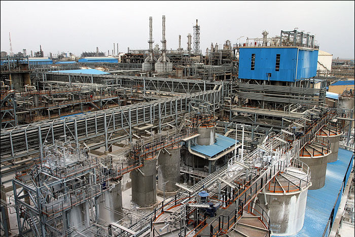 Plant to Break Chlorine Output Record in Iran