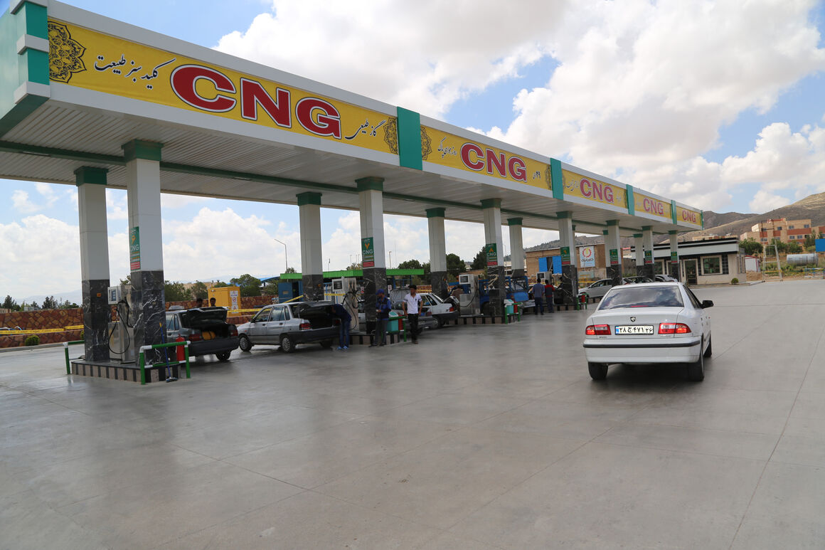 Iran Eyes 30 mcm/d CNG Distribution Capacity