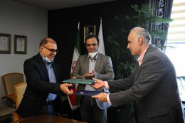 Petropars, NIDC Ink Cooperation MOU