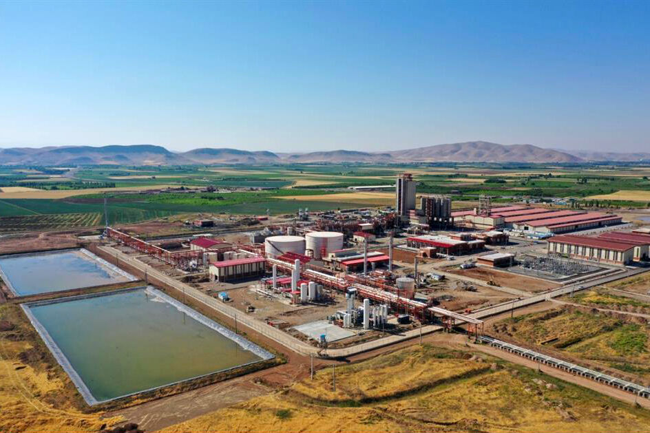 Iran-Made Catalysts Used in Miandoab Petchem Plant