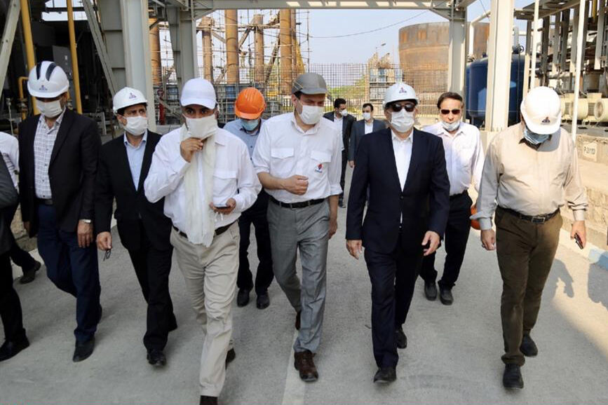 Iran to Launch $11.5b Petchem Projects by March 2021