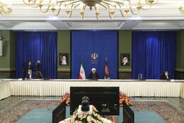 Iran Boosts oil storage capacity by Launching Export terminal in Persian Gulf