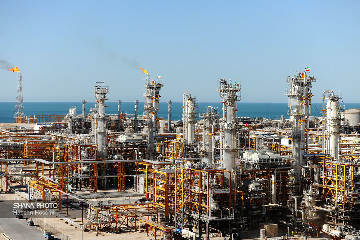 SPGC Supplying 12,000 tons/day of Ethane to Assaluyeh Petchem Plants