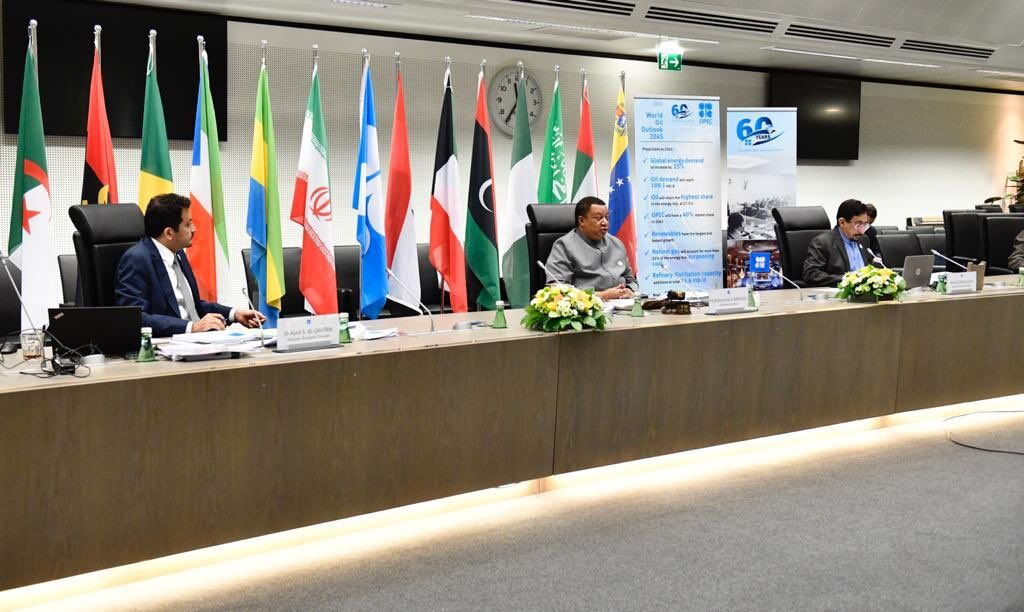 OPEC, non-OPEC participants hold 8th Technical Meeting
