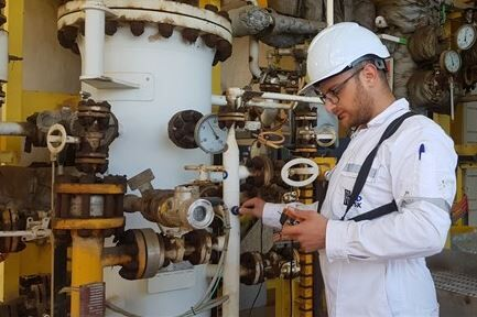 WOGPC Expert Builds Electronic Control Valve