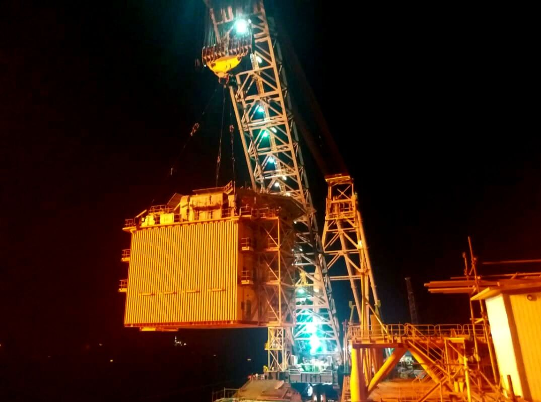 IOOC Eyes Improved Productivity at Forouzan Field