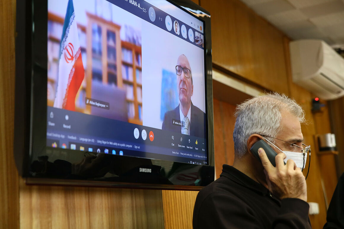 6th Meeting of Iran-Austria Energy Working Group Held via Videoconference