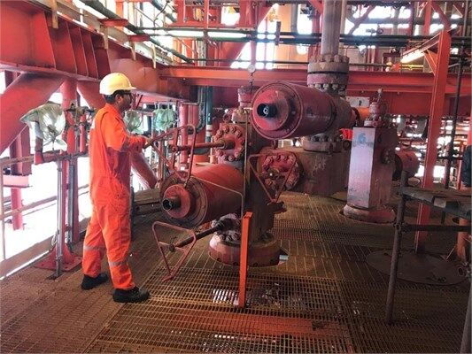 POGC Adopts WIMS for South Pars Wells