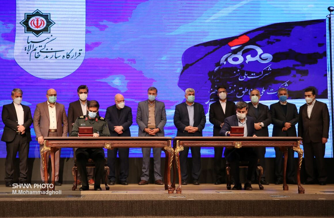 NIOC Inks 8 Oil Deals with Local Firms